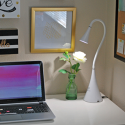 Ottlite Led Flexneck Desk Lamp With Usb Great For