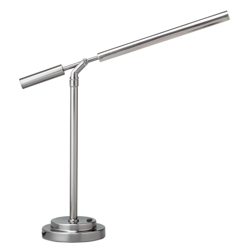 Ottlite vero table lamp table and desk lamps brushed nickel finish geotapseo Image collections