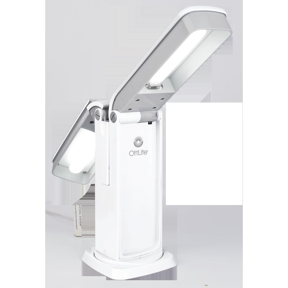 Ottlite 26w Dual Sided Task Lamp