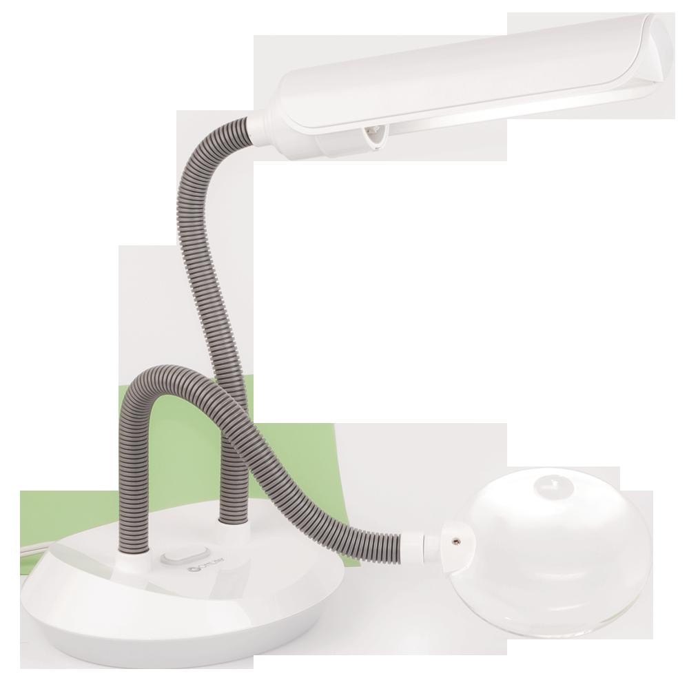 OttLite 13w DuoFlex Magnifier Lamp   Magnified Light   Natural Daylight  Lighting