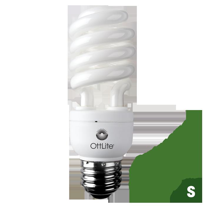 Ottlite 15 Watt Hd Compact Fluorescent Bulb Bulbs And Tubes