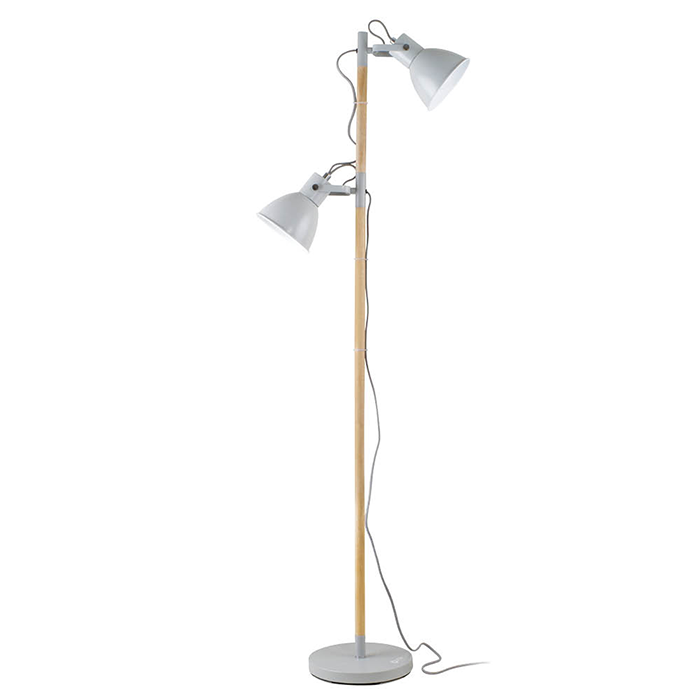 Ottlite Avery Led Floor Lamp Double The Lighting