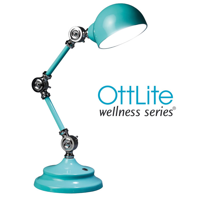 Ottlite Revive Led Desk Lamp Wellness Series Office