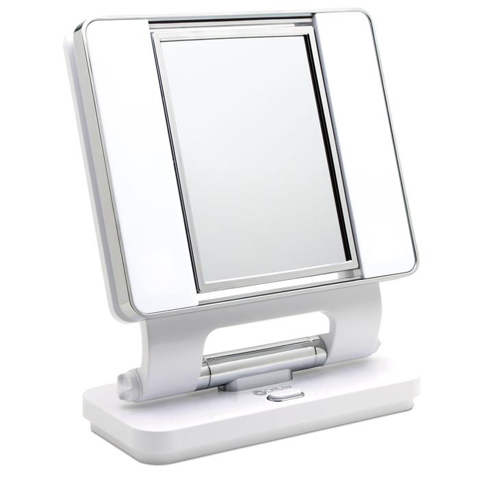 Lighted Makeup Mirror.Ottlite Natural Makeup Mirror 5 Colors