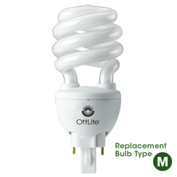 20w Replacement Swirl Bulb