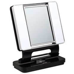 OttLite Natural Lighted Makeup Mirror - White