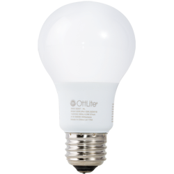 6.5w Edison-Base LED Bulb (40W equivalent)