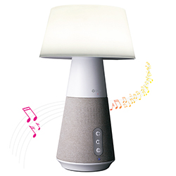 Entertain LED Speaker Lamp