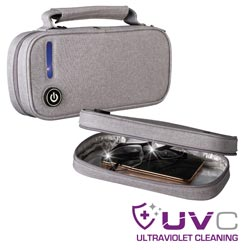 UVC Disinfecting Travel Case