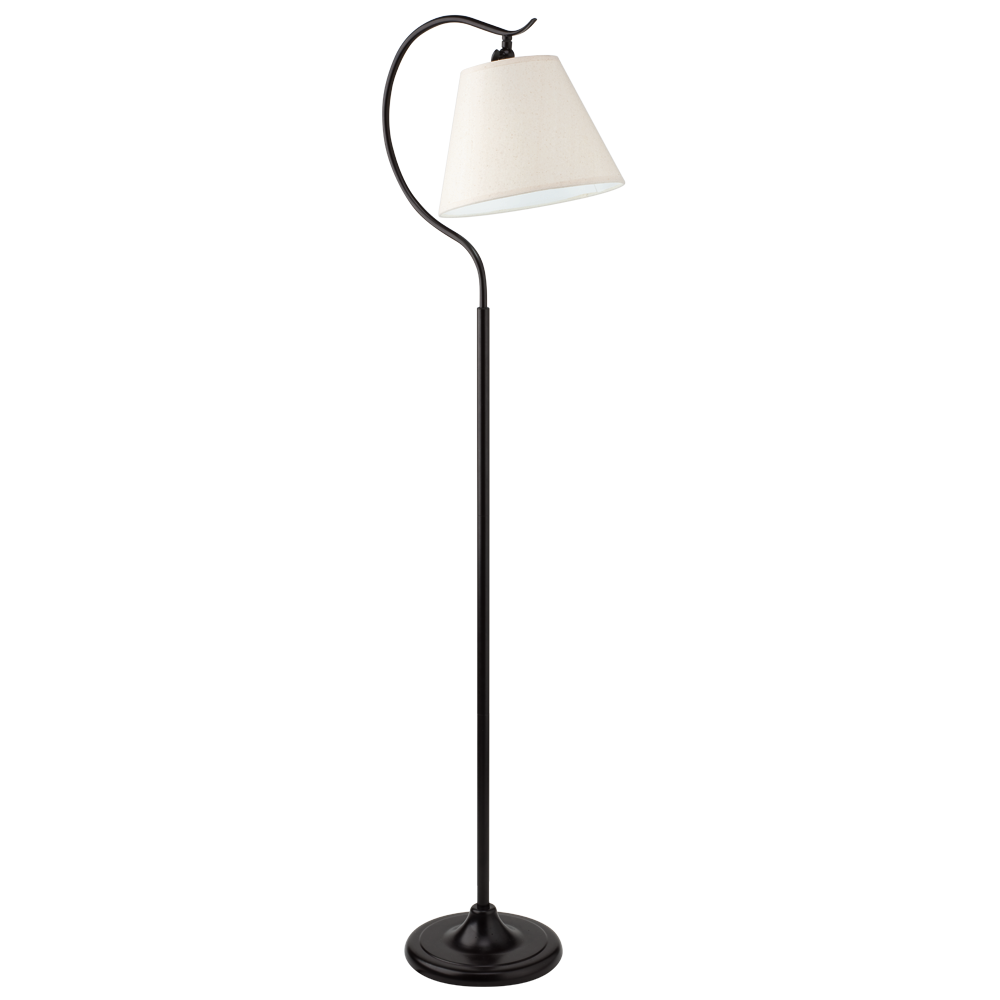Two Light Floor Lamp: Coupelle Floor Lamp in Antiqued Bronze,Lighting
