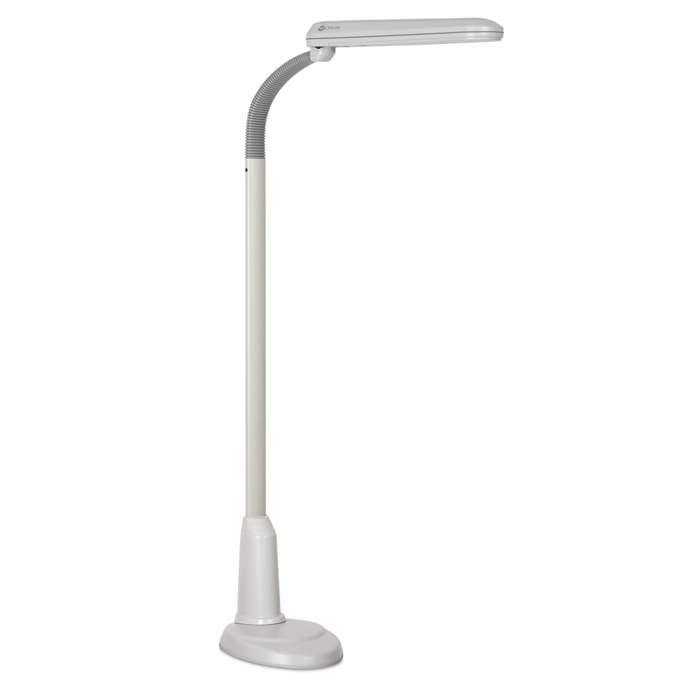 OttLite 24 watt Craft Plus Floor LampOttLite Lighting for Needle Arts   Sewing Lamps. Ott Light Floor Lamp With Tray. Home Design Ideas