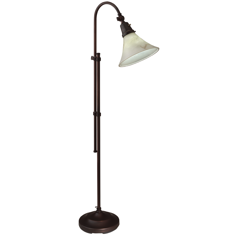 Ottlite floor lamps natural daylight lighting for reading and lexington floor lamp aloadofball Choice Image