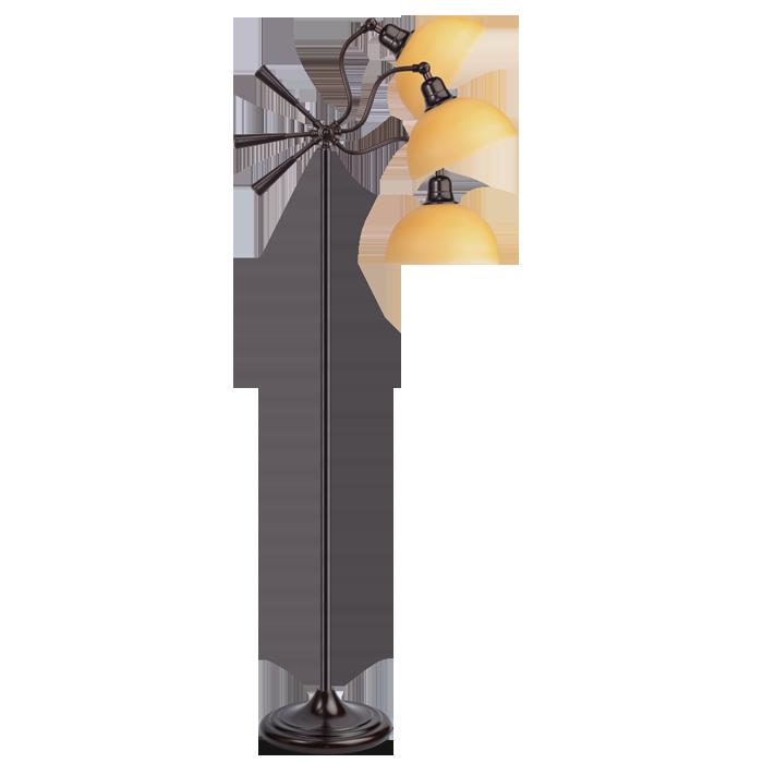 OttLite   Cambridge Floor Lamp