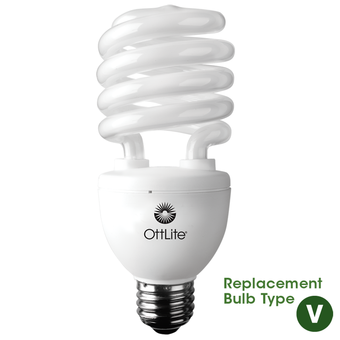 Ottlite 25 Watt Hd Compact Fluorescent Bulb Bulbs And Tubes