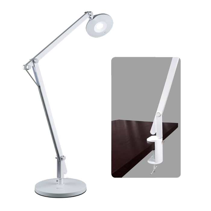 Led Crane Lamp With Clamp