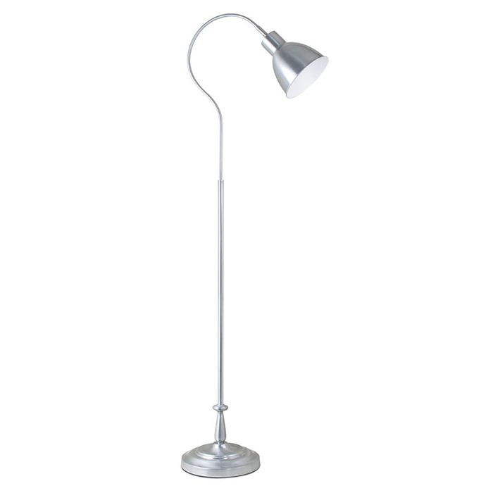 Ottlite dawson led floor lamp standing lamp office lighting dawson led floor lamp click here to view larger image aloadofball Images