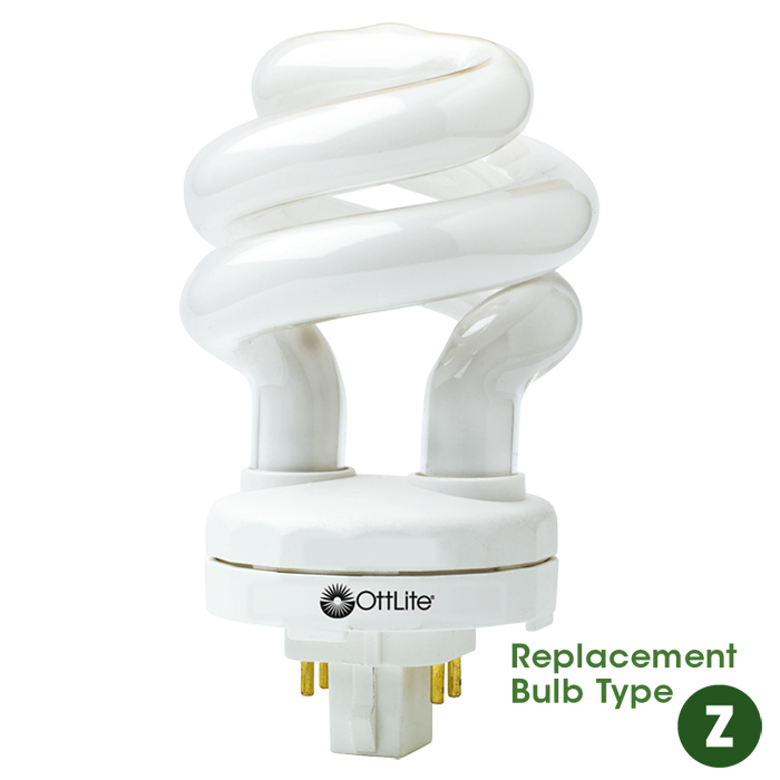 18w Replacement Swirl Bulb