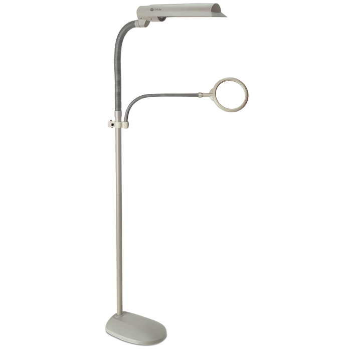 Good EasyView Floor Lamp Click Here To View Larger Image