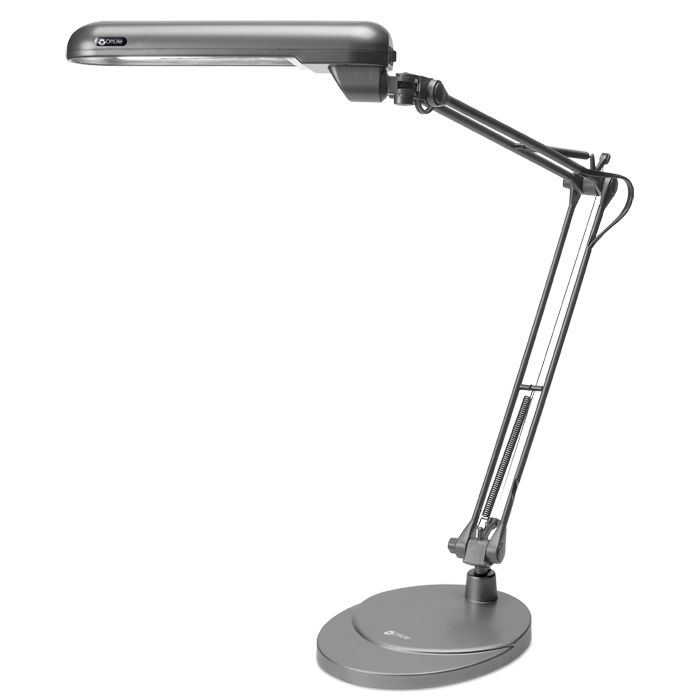 Crane Desk/Clamp Lamp