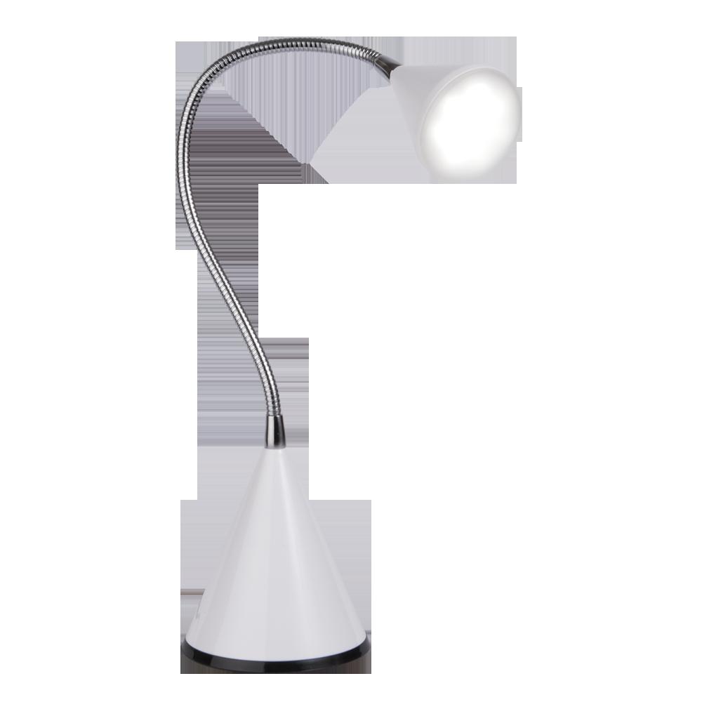 OttLite LED Cone Lamp | Desk Lamp | Adjustable Gooseneck