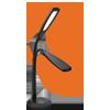 Ottlite Natural Daylight Led Flex Lamp Desk Lamp